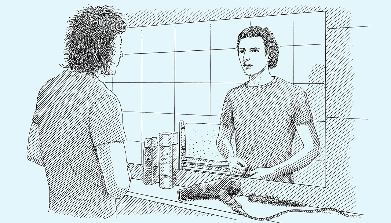 The Men's Guide To Having A Good Hair Day