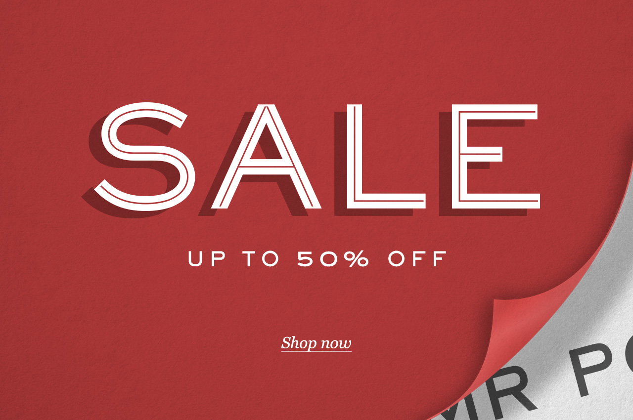Up to 50% off | Tom Ford, Saint Laurent, Burberry, Givenchy, Common Projects, Acne Studios, Polo Ralph Lauren and more