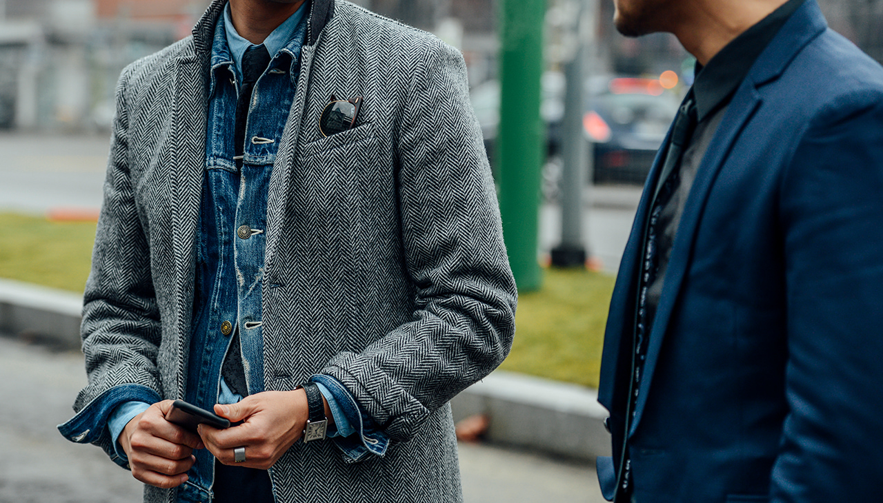 Eight Ways To Wear A Blazer
