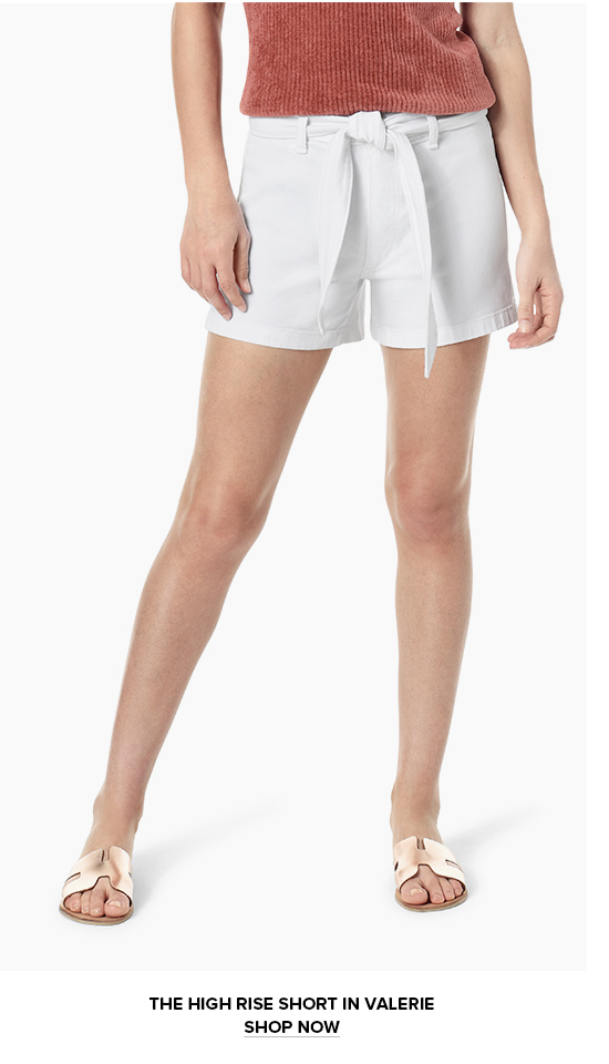The High Rise Short In Valerie - Shop Now