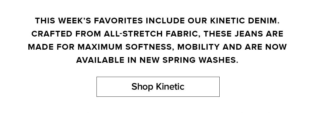 Shop Kinetic