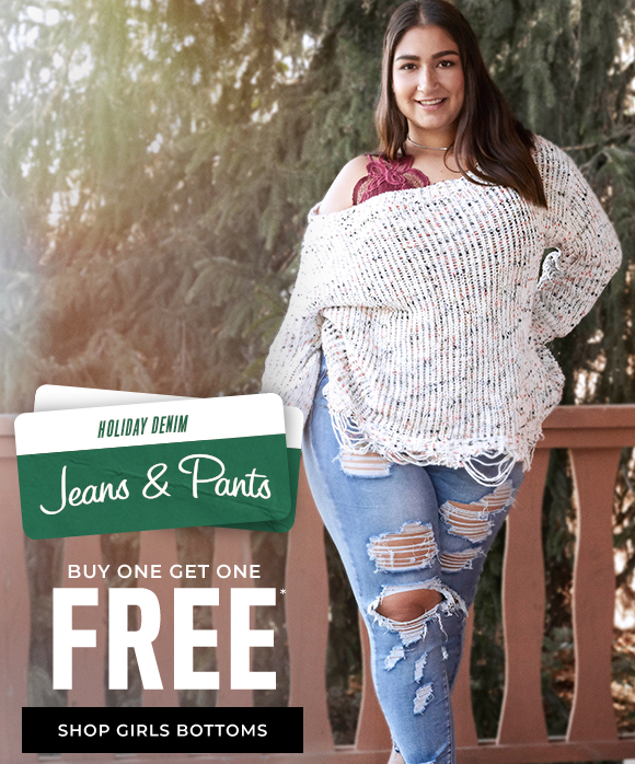 buy one get one free bottoms shop girls bottoms