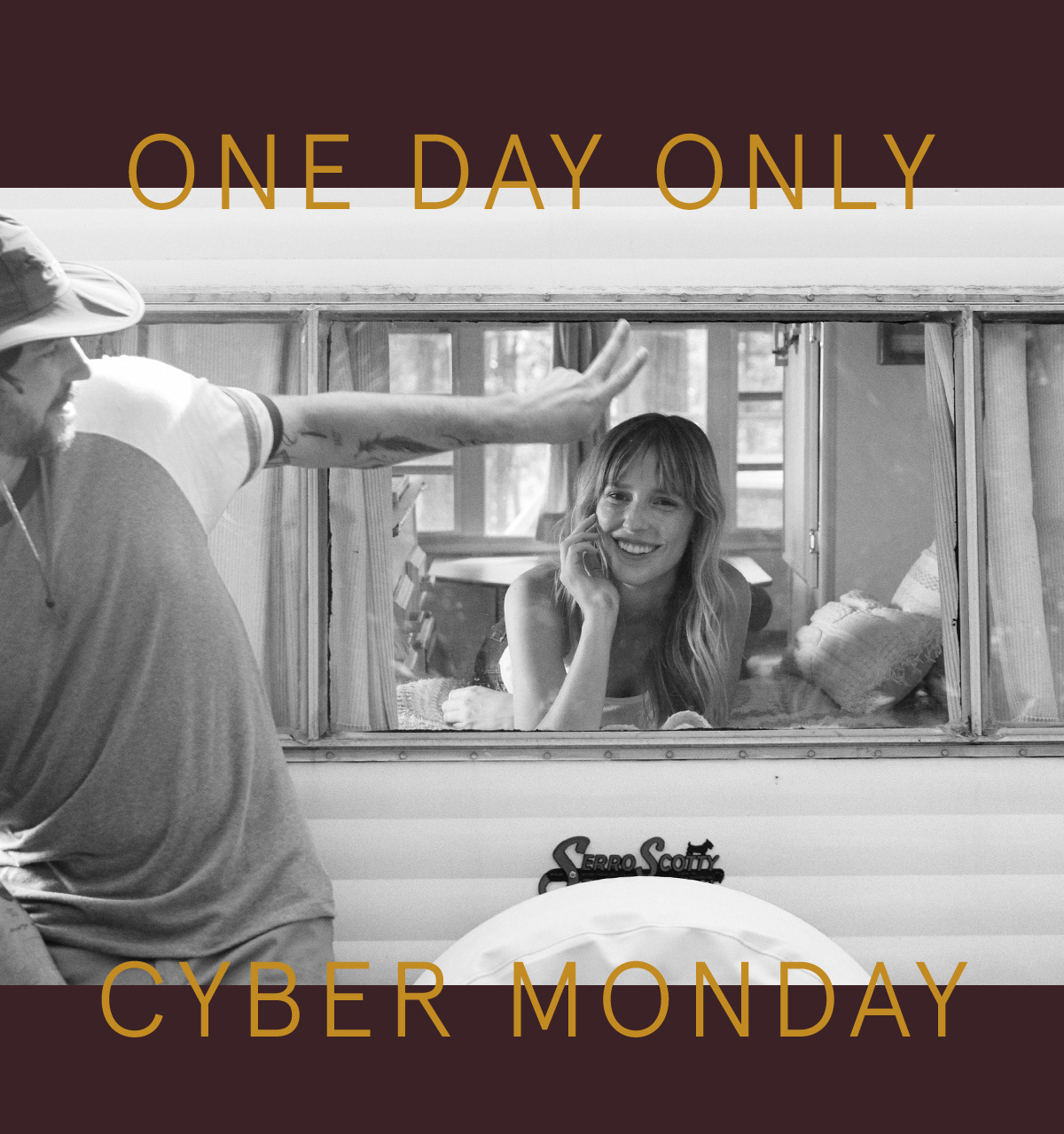 One Day Only CYBER Monday