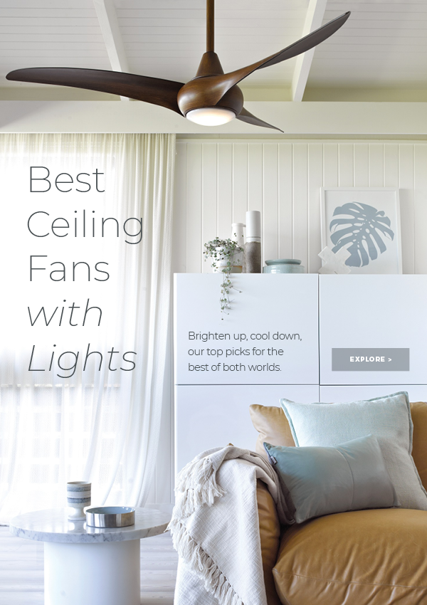Best Ceiling Fans with Lights | Shop Now