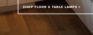 Floor & table lamps in-stock | Shop Now