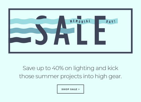 Memorial Day Sale | Shop Now