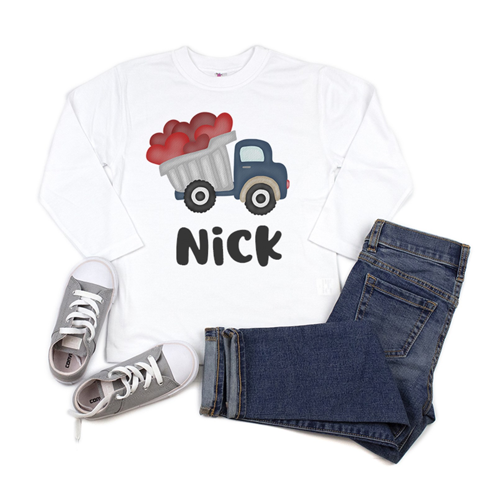 Personalized Valentine Tees &Bodysuits