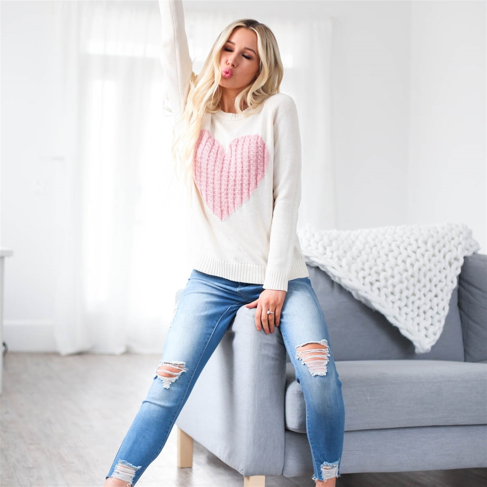Luxe Love Sweater | 2 Styles