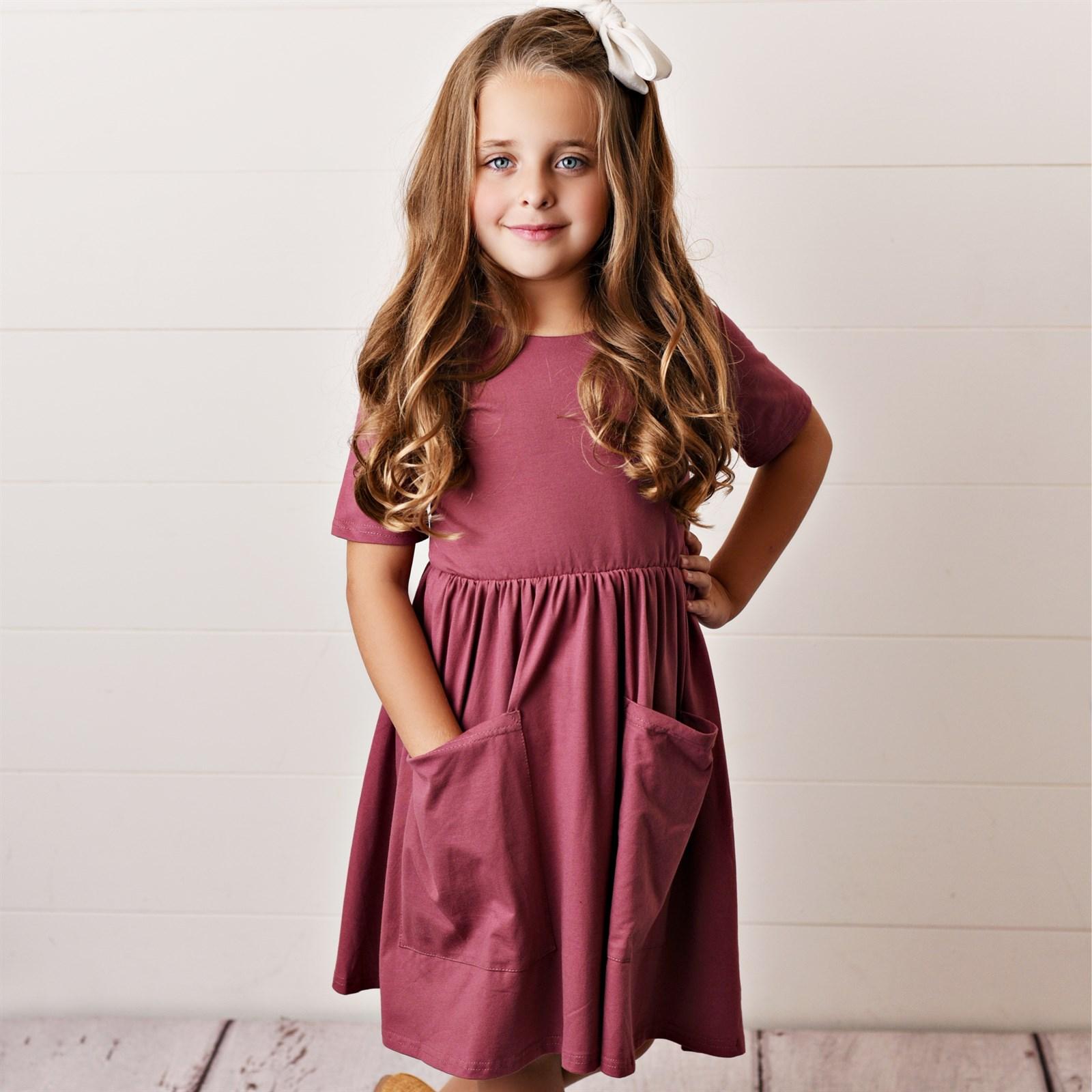 Twirl Pocket Dress