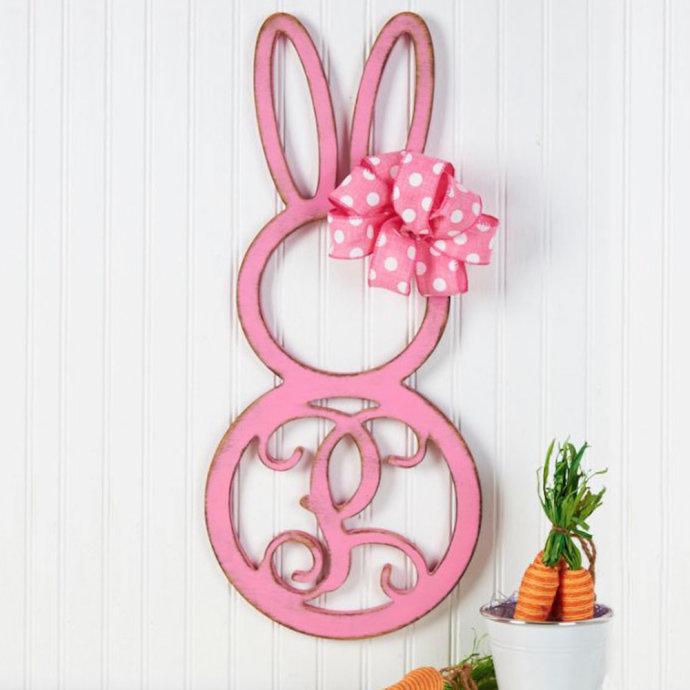 Monogram Bunny