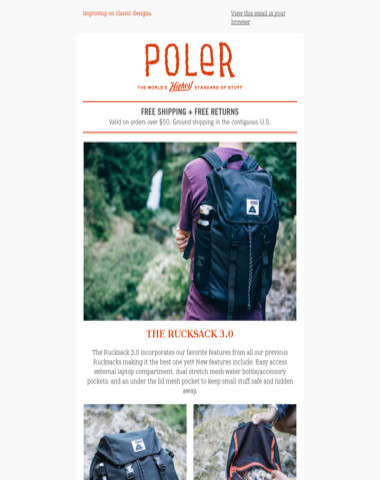 New Updated Bags! | The Rucksack 3.0 & Rambler Pack 2.0