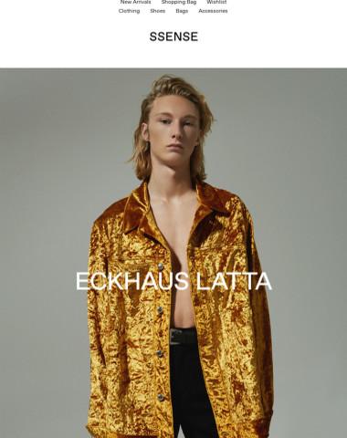 Eckhaus Latta's shifting identities