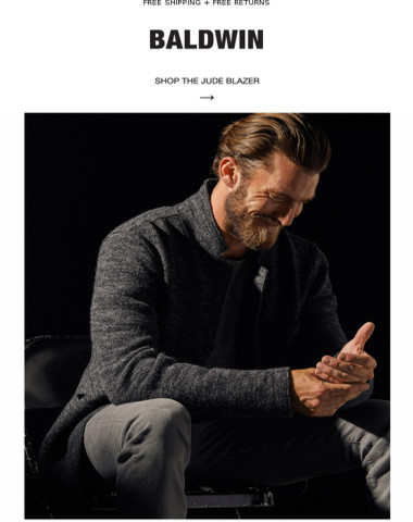 Unconstructed Style | The Jude Jacket