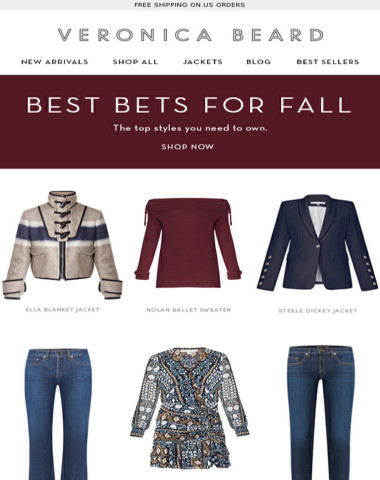 Fall's Best Bets