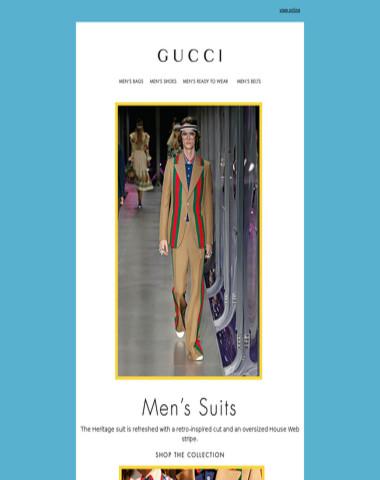 Contemporary Menswear