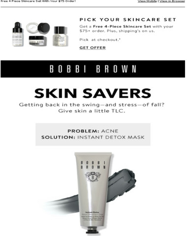 Our Fall Skin Savers are Here