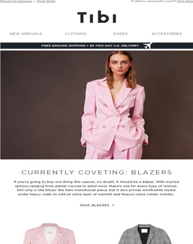 The One Thing to Buy: The Blazer