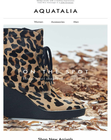 New + Now | The Wild Side