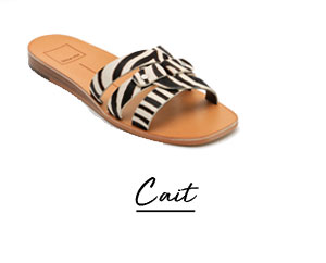 The Cait Sandal