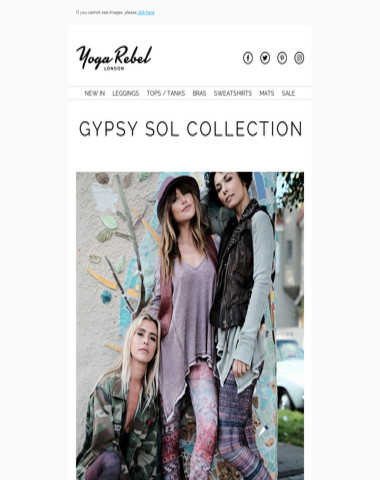 Find your Gypsy Sol with the latest from Niyama Sol