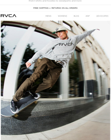 Gift Big RVCA This Holiday Season